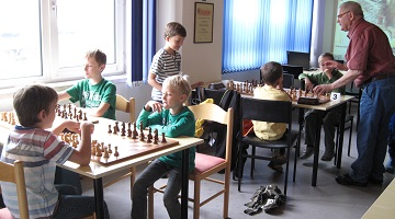 Hohenemser aktivsommer machte station im schachklub